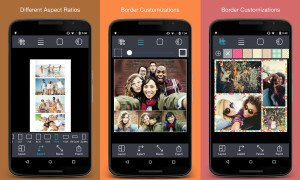 Pic Stitch Colagem de Fotos Windows Phone