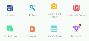 Photo Grid Criador de Colagens